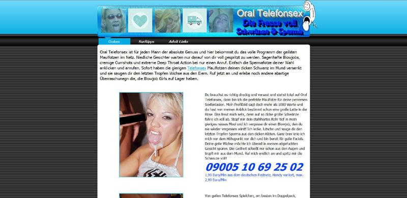 Oral Telefonsex