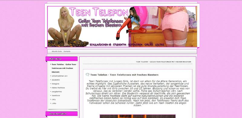 Teen Telefonsex