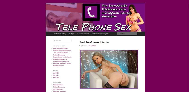 Tele Phone Sex